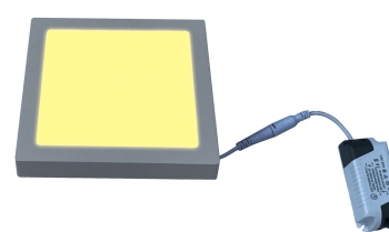 Square Led Lamp warm white