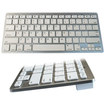 Wireless Keyboard White TED MF5