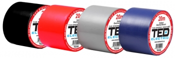PVC Electrical Insulation Tape TED50