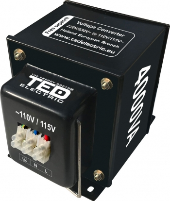 4000VA - 230V to 110V TED Voltage Converter