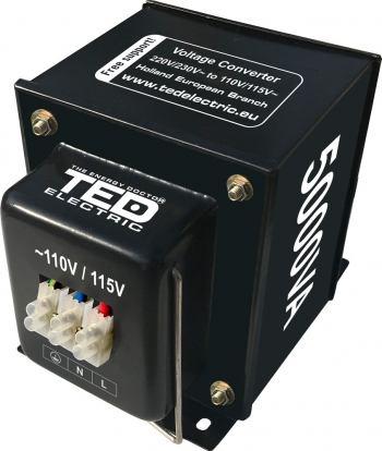 5000VA - 230V to 110V TED Voltage Converter